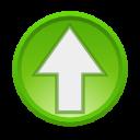 Stock, Up Icon