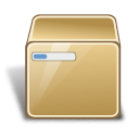 Accessories, Archiver Icon