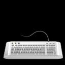 Dev, Gnome, Keyboard Icon