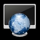 Network, Redhat, Server Icon
