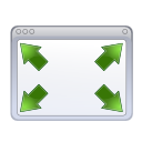 Fullscreen, Gtk Icon