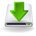 Download, Manager Icon