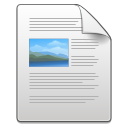 Application, Gnome, Mime, Vnd.Oasis.Opendocument.Text Icon