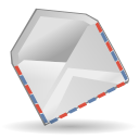 Evolution, Mail Icon