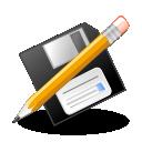 Filesaveas Icon