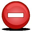 Dialog, Error Icon