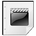 Generic, Video, x Icon