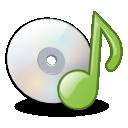 Audio, Generic, x Icon