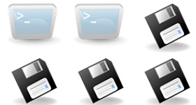 Nuove XT Icons