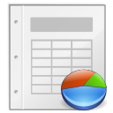 Office, Spreadsheet, x Icon
