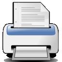 Printer, Remote Icon