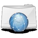 Directory, Remote, x Icon
