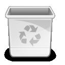 Directory, Trash, x Icon