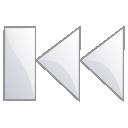 Backward, Media, Skip Icon