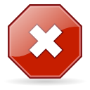 Process, Stop Icon