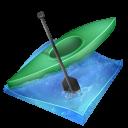 Kayak, Px, Sprint Icon