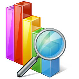 Chart, Search Icon
