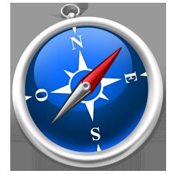 Fr, Safari Icon