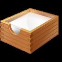 Box, Paper Icon