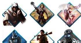 Water Gaming Icons