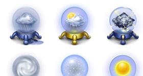 Magic Weather Icons