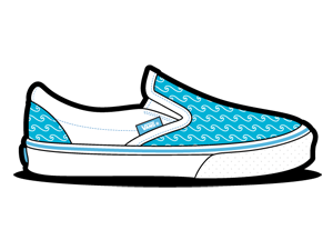 Vans, Wave Icon