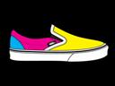 Cmyk, Vans Icon