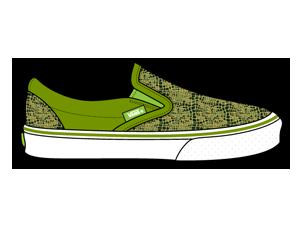Crocodile, Vans Icon
