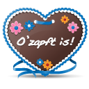 Gingerbread, Heart Icon