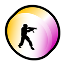 Counter, Source, Strike Icon