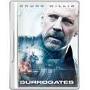 Case, Dvd, Surrogates Icon