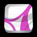 Acrobat, Adobe, Alternate, Professional Icon