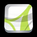 3d, Acrobat, Adobe Icon