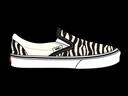 Vans, Zebra Icon