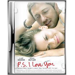 Case, Dvd, Psiloveyou Icon