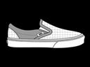Grid, Vans Icon