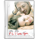 Case, Dvd, Psiloveyou Icon
