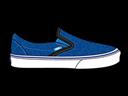 Denim, Vans Icon