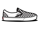 Checkerboard, Vans Icon