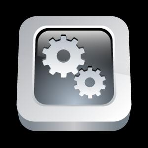 Widgets, Yahoo Icon