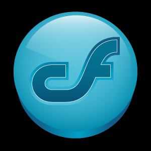 Coldfusion, Macromedia, Mx Icon