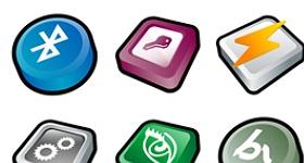 3D Cartoon Vol. 2 Icons