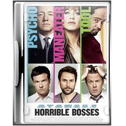 Bosses, Case, Dvd, Horrible Icon