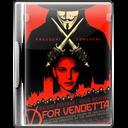 Case, Dvd, Vvendetta Icon