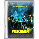 Case, Dvd, Watchmen Icon