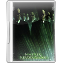 Case, Dvd, Matrix, Revolutions Icon