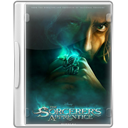 Case, Dvd, Sorcerer Icon