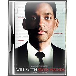 Case, Dvd, Sevenpounds Icon