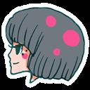 Girl, Ll, User Icon