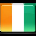 Coast, Flag, Ivory Icon